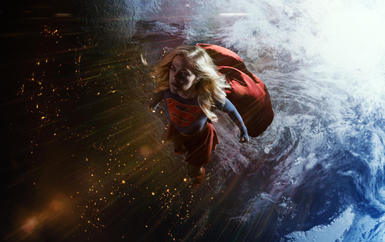 Supergirl by David Audelo, Jr.