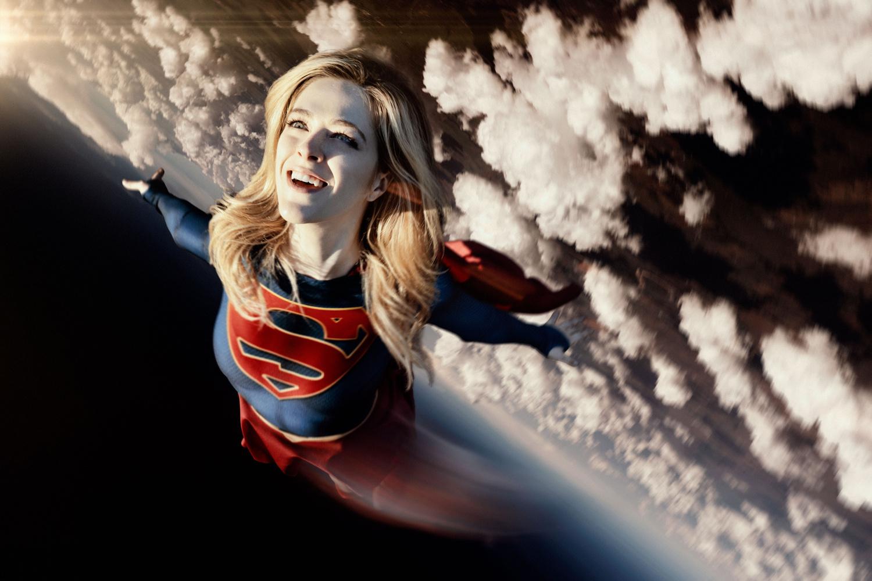 Supergirl 2 by David Audelo, Jr.