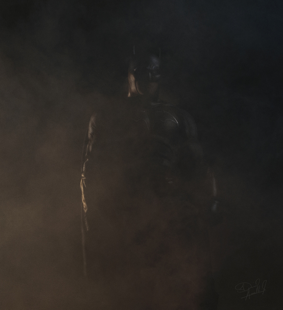 The Dark Knight III by David Audelo, Jr.