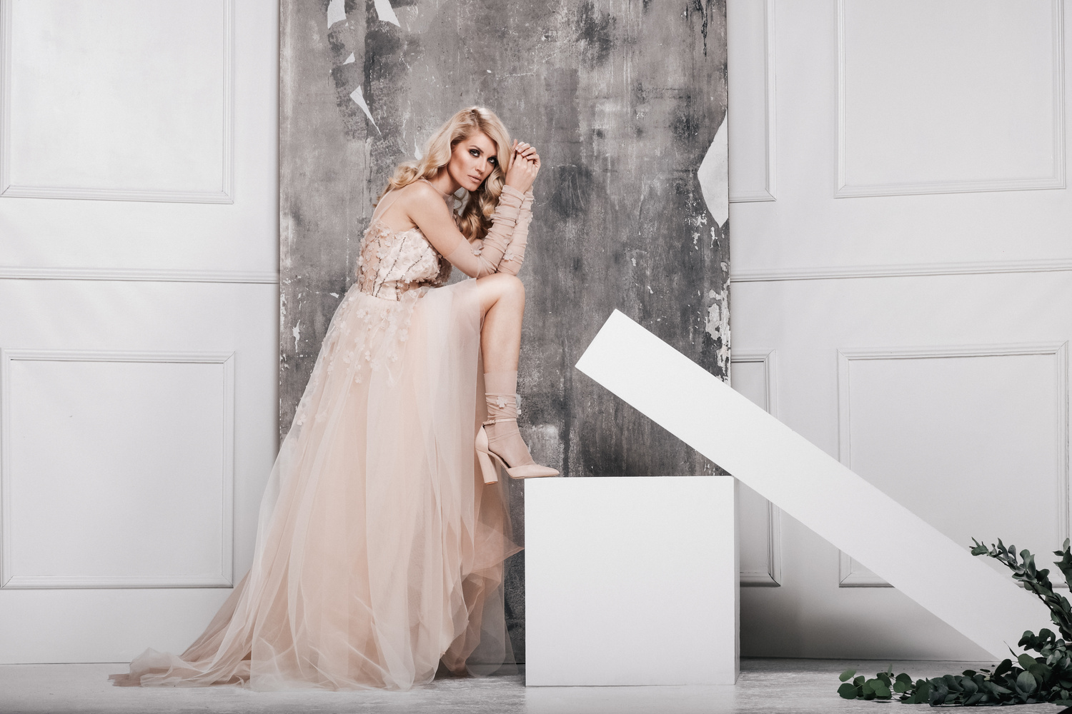 Touch of Heaven - Fashion Ad Campaign by Rale Radovic