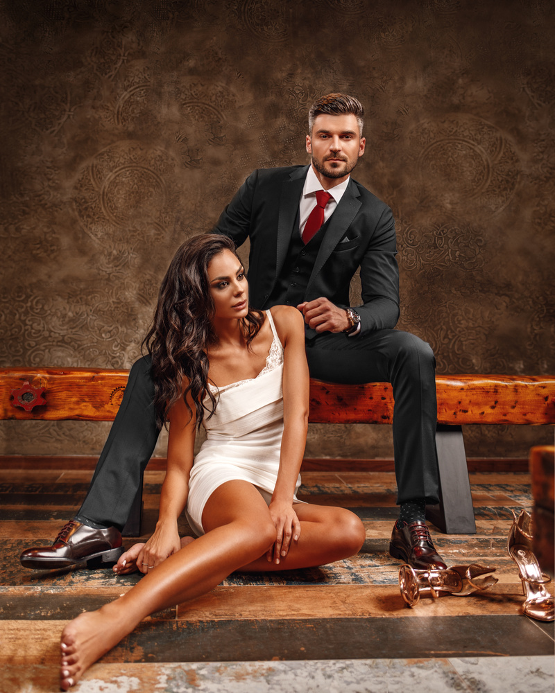 SUIT UP FASHION CAMPAIGN PHOTOSHOOT by Rale Radovic