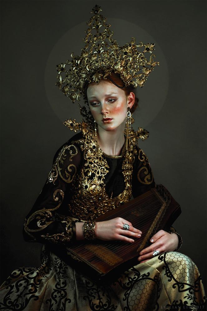 The Bard by Lillian Liu