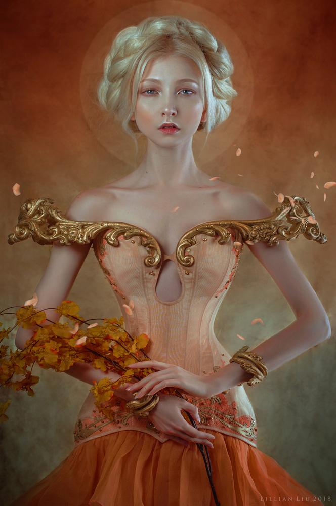 Maria  by Lillian Liu