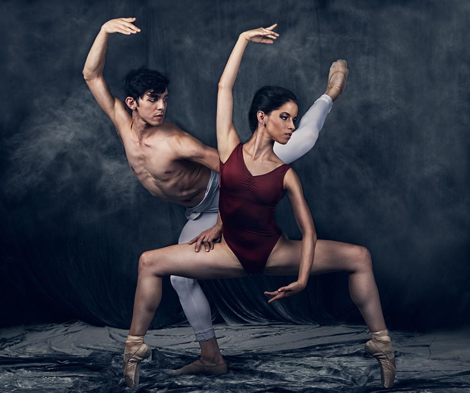 Dusty Dance by Daniel Yubi
