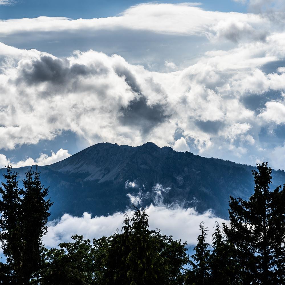 Mountain layers by Sebastien Sepheriades