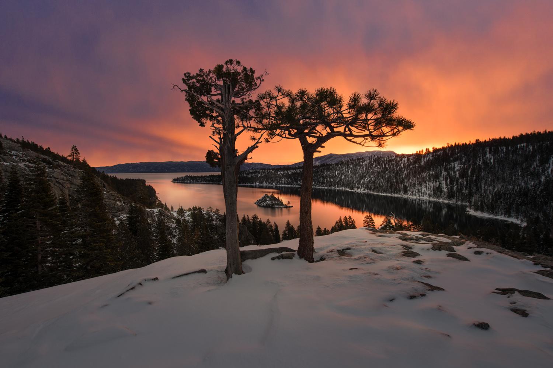 Emerald Bay Lake Tahoe by Ryan Fitzsimons