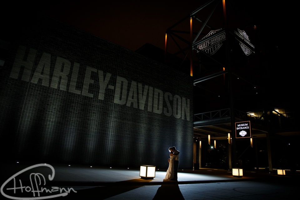 Harley-Davidson Museum by Christopher Hoffmann