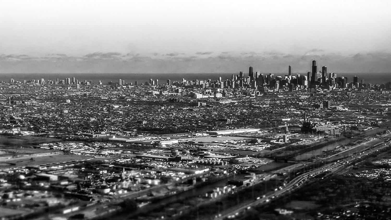 Chicago Skyline by Evan Smith