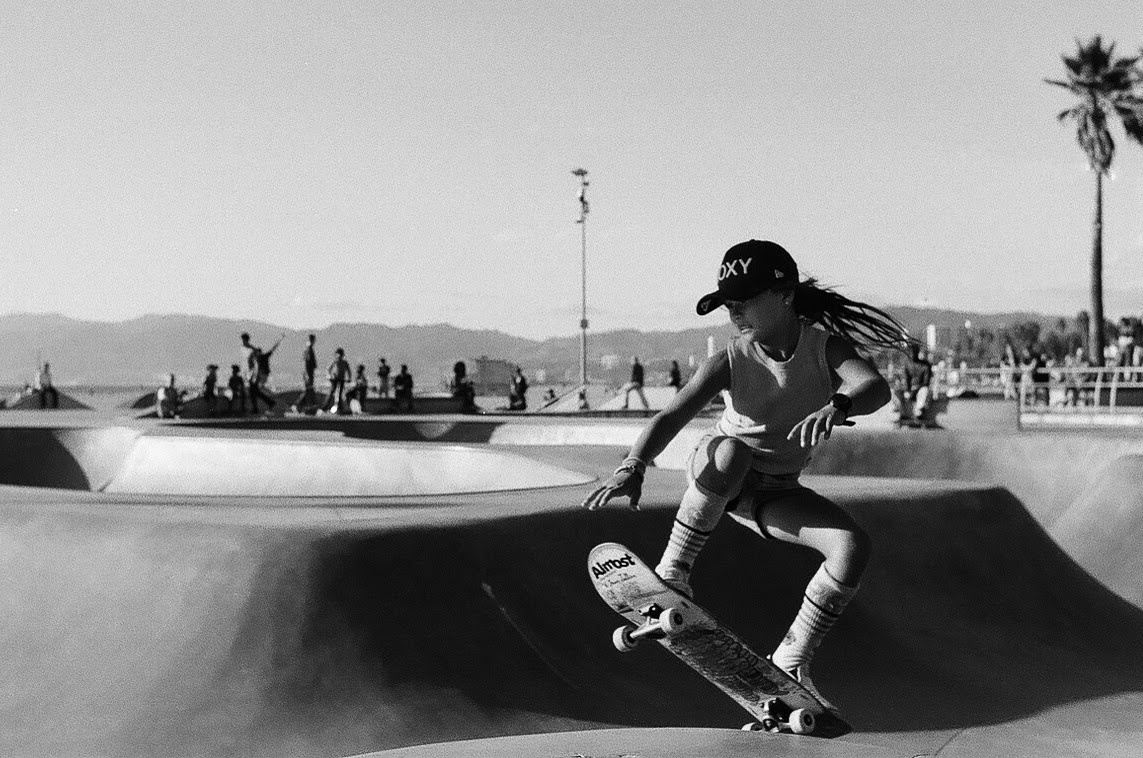Sk8ter Girl by Evan Smith