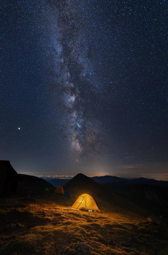Under the stars by Tiberiu Scarlat