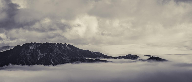 Cloud Sea by Kai Wei