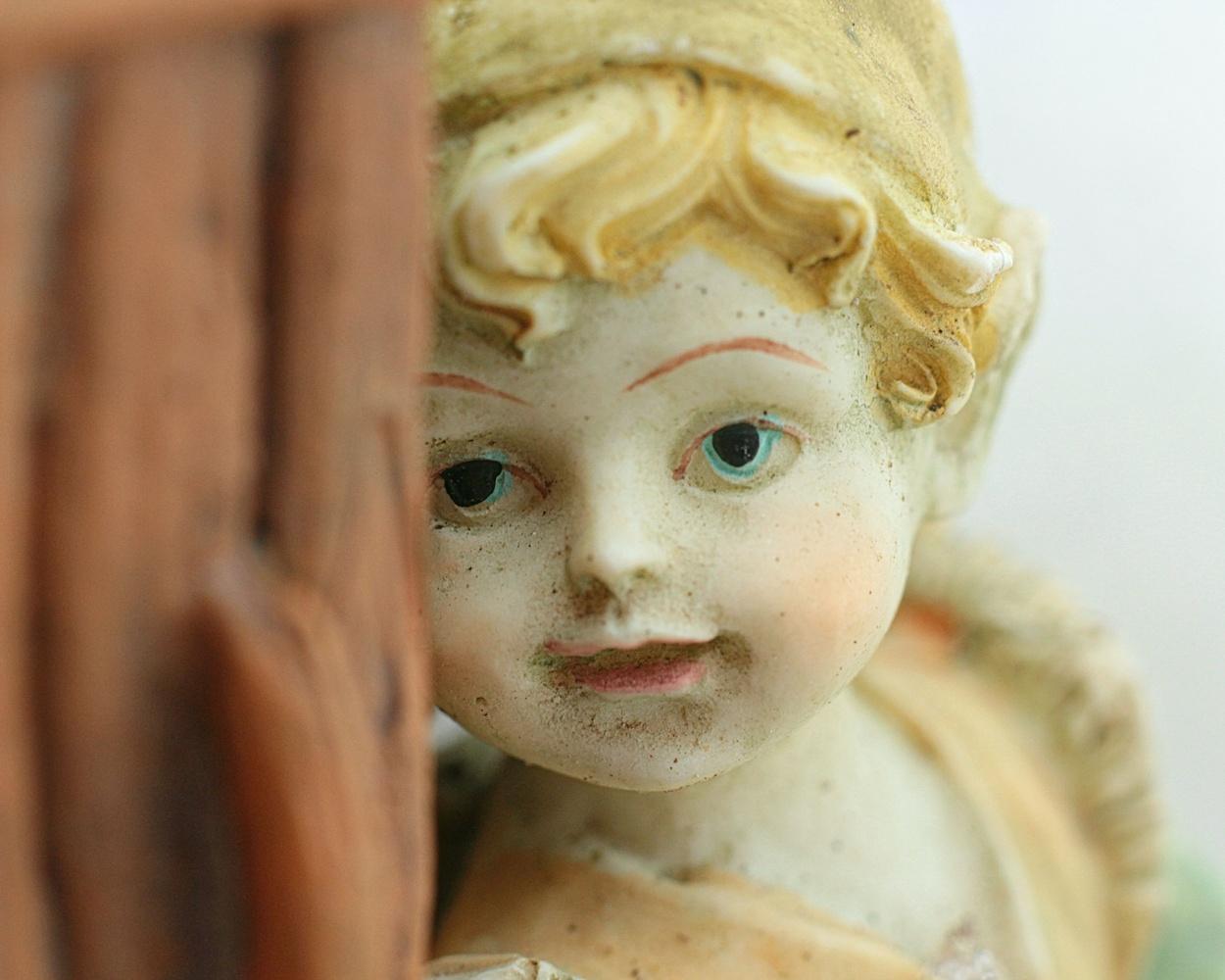 Fairy Door by Iris Russak