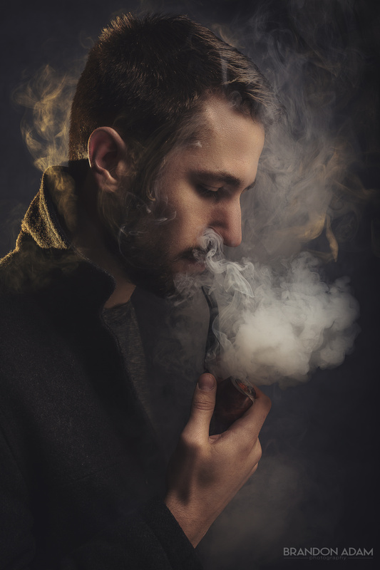 Smoke Show  by Brandon Adam