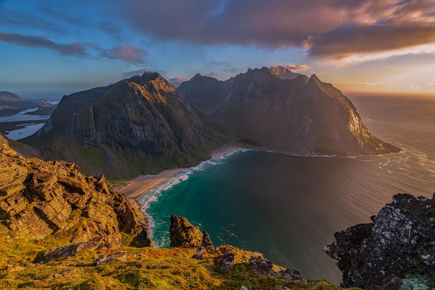 Mount Ryten by Thijs Spuijbroek
