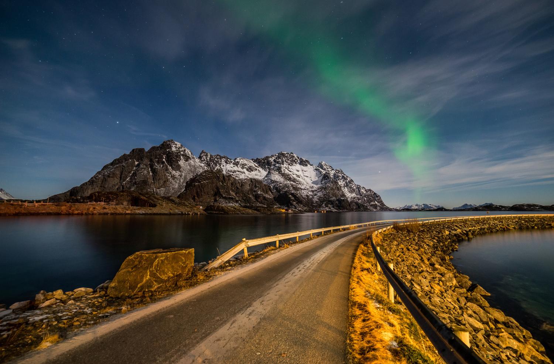 The way to the north by Ralf von Samson