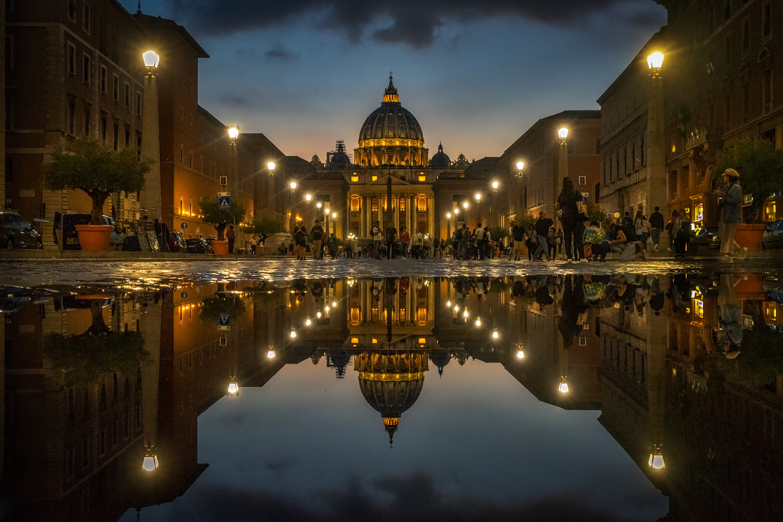 St. Peter Rome by Ralf von Samson
