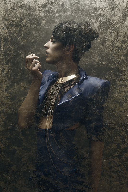 Otherness #2  by Elena Bovo
