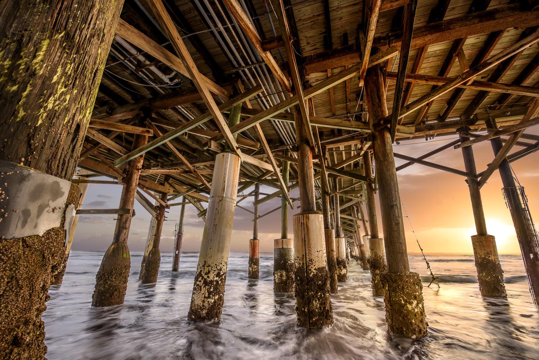 Atlantic Sunrise  by Kyle Rosenmeyer