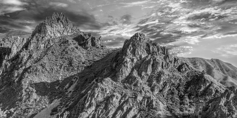 A Rocky Landscape by Kyle Rosenmeyer
