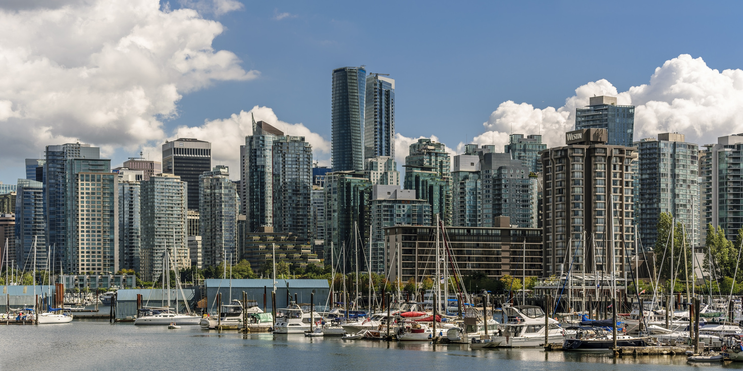 Summer in Vancouver by Kyle Rosenmeyer