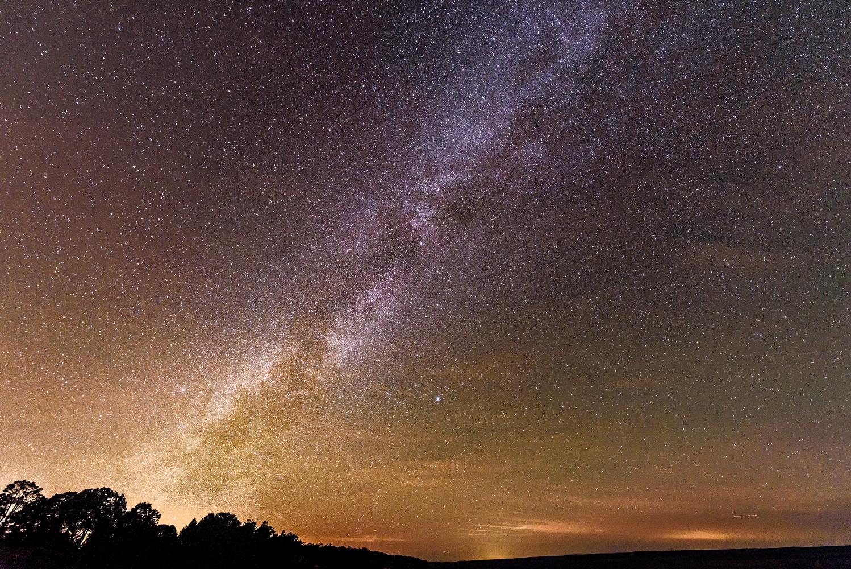 A Grand Sky by Kyle Rosenmeyer