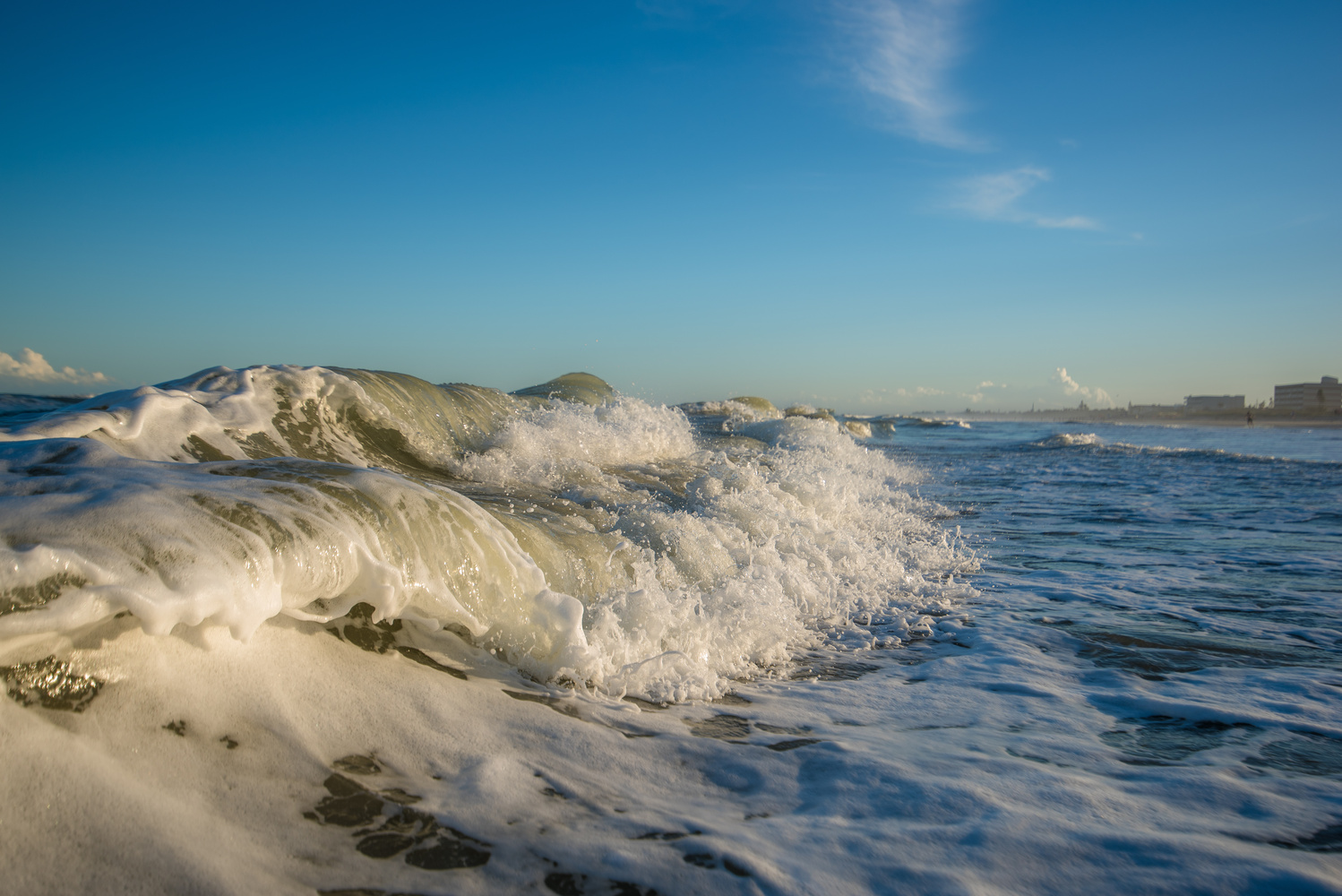 Cocoa Beach by Kyle Rosenmeyer
