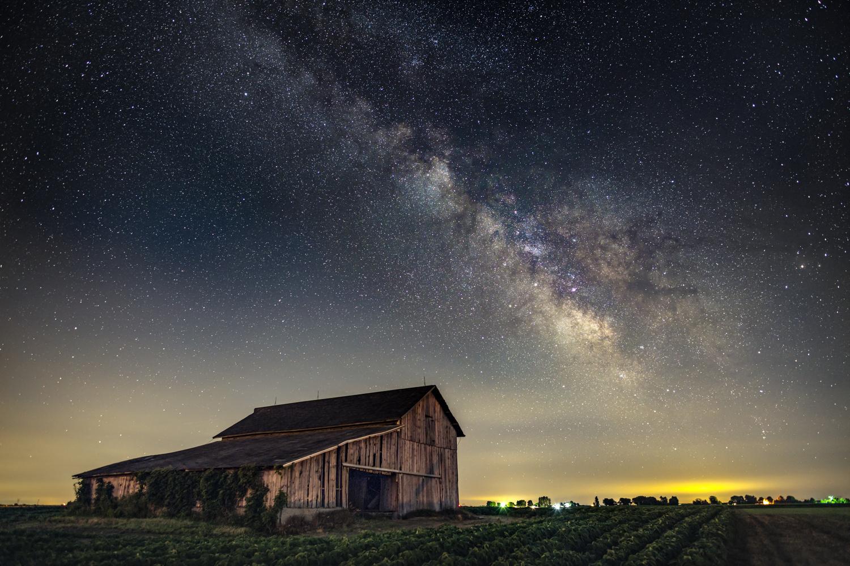 Northern Illinois Nights by Thomas Tarner