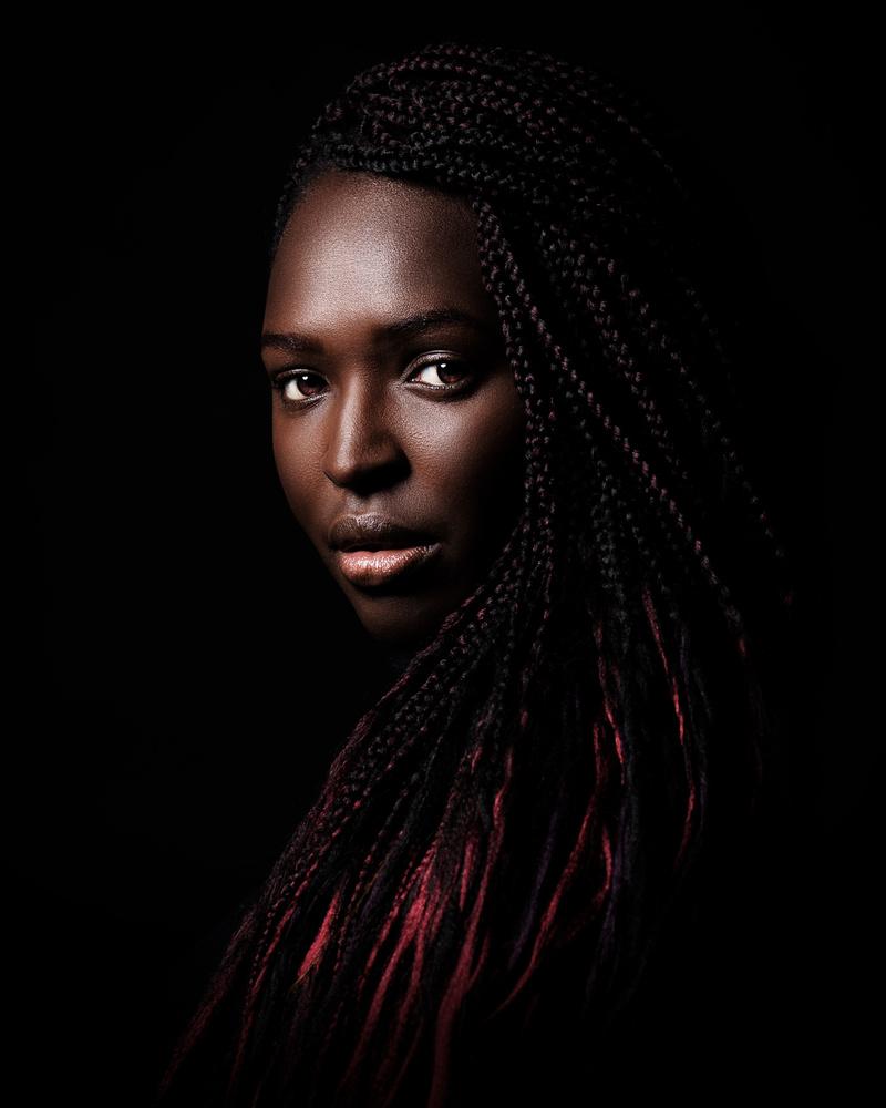 Portrait of Sara by Tommi Mattila