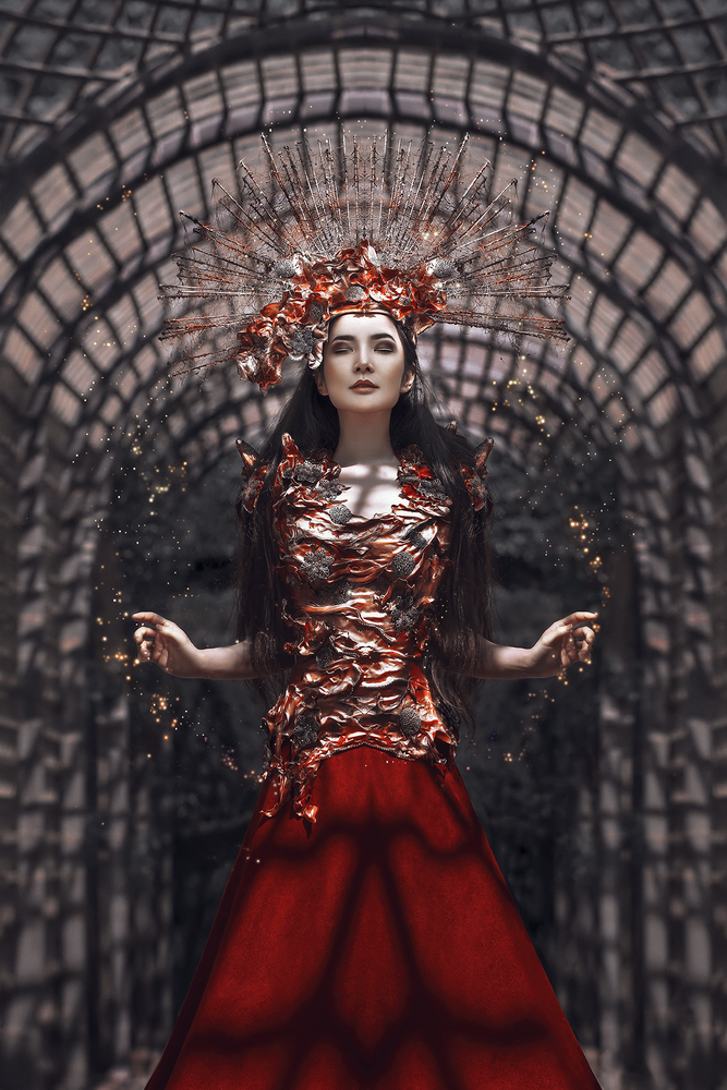 The Empress by Grace Almera