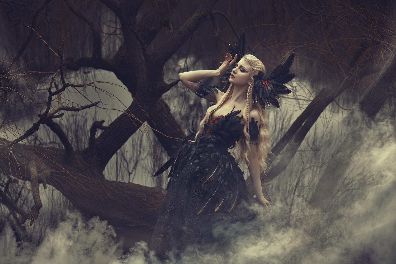 The Black Swan by Grace Almera