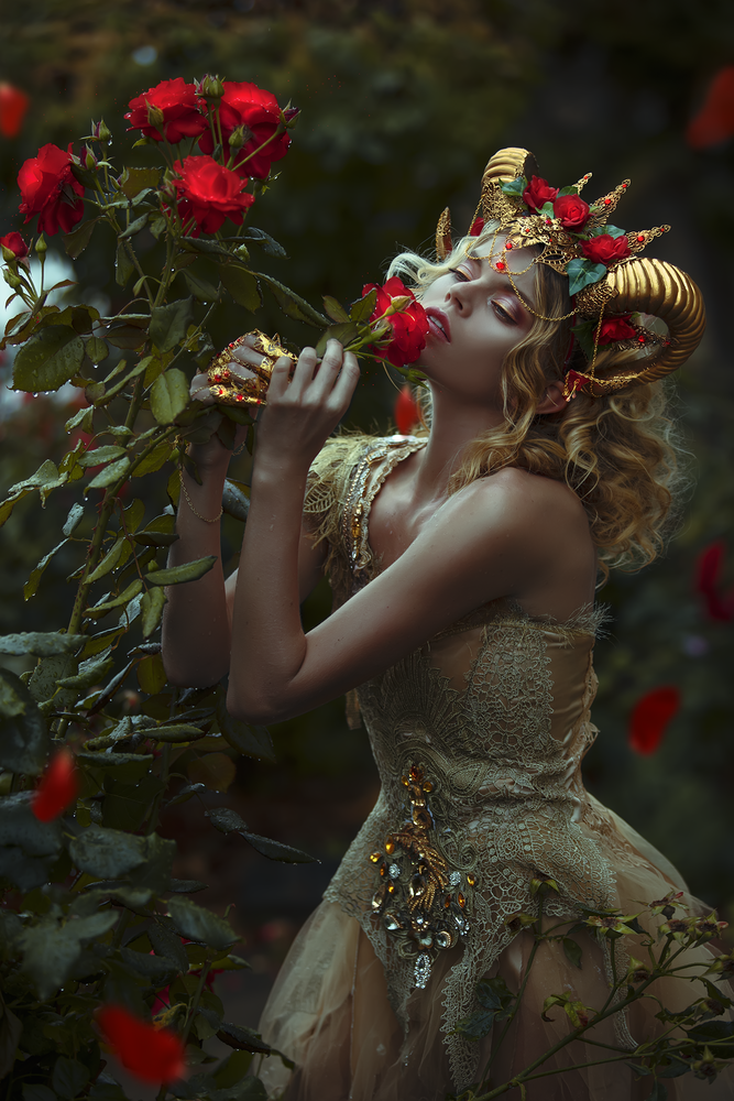 Midsummer's Dream by Grace Almera