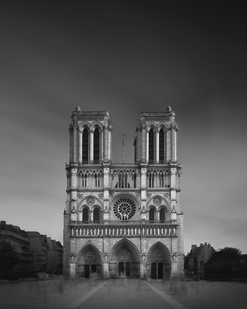 Notre Dame by Dennis Ramos