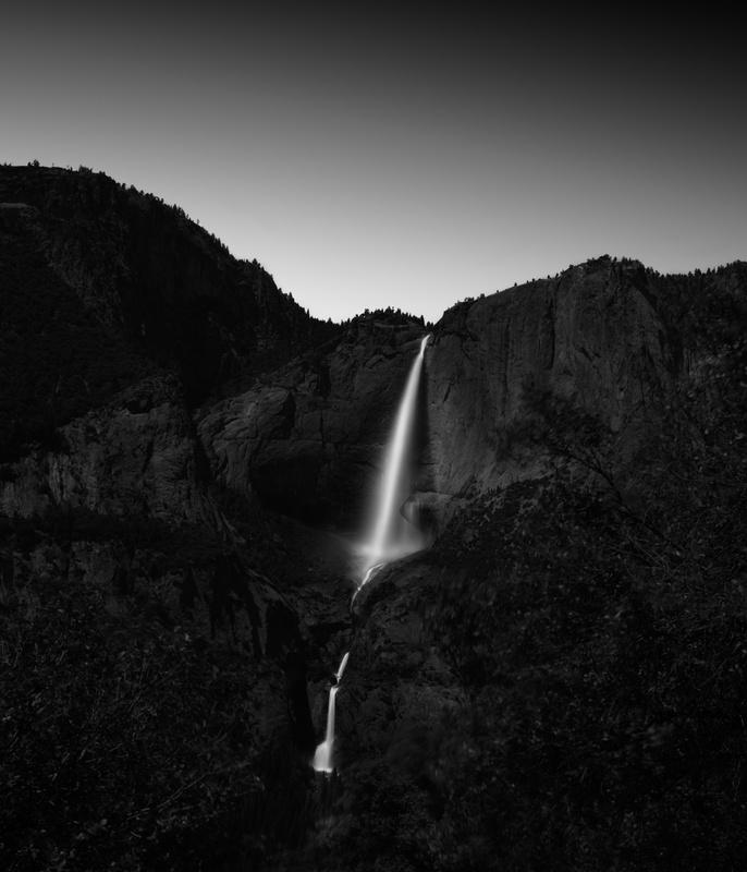Yosemite Falls by Dennis Ramos