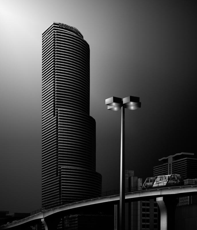 metropolis by Dennis Ramos