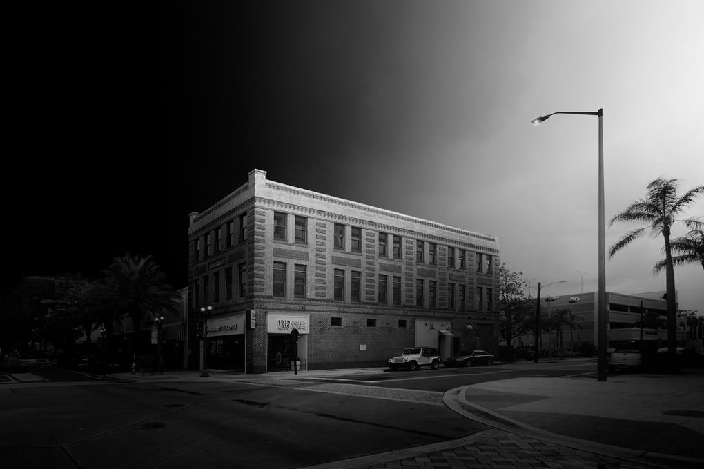 Cleveland Street by Dennis Ramos