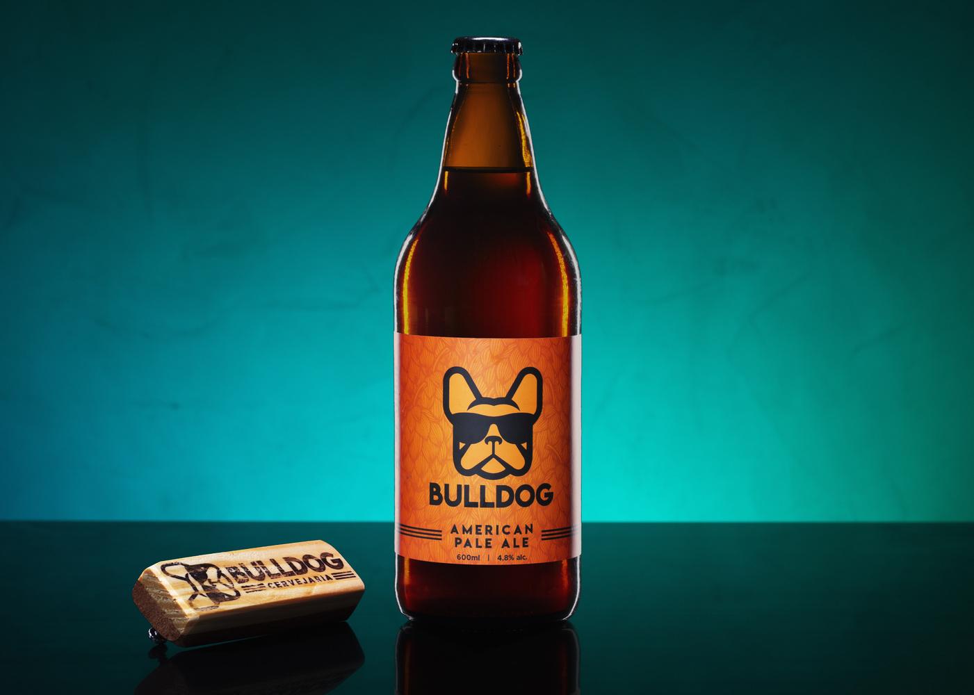 Bulldog American Pale Ale by Gabriel Ferrão da Cunha