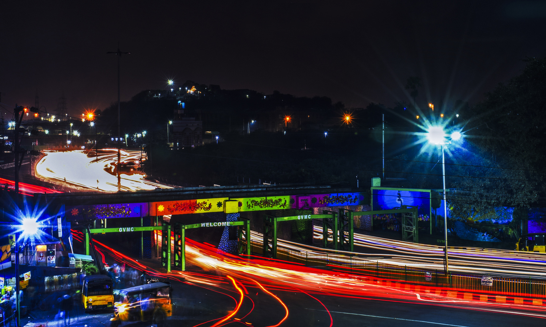 The Busy Night Life by Nilav Bose