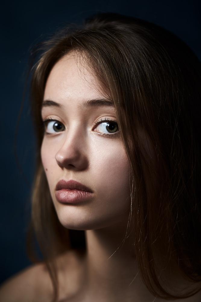 Jenny Portrait by Joseph Bishop