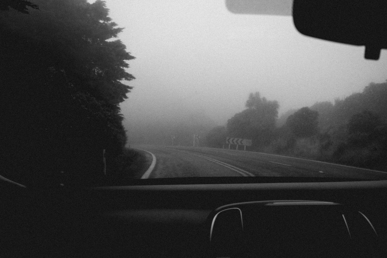 Misty Road by Tamara Perrozzi