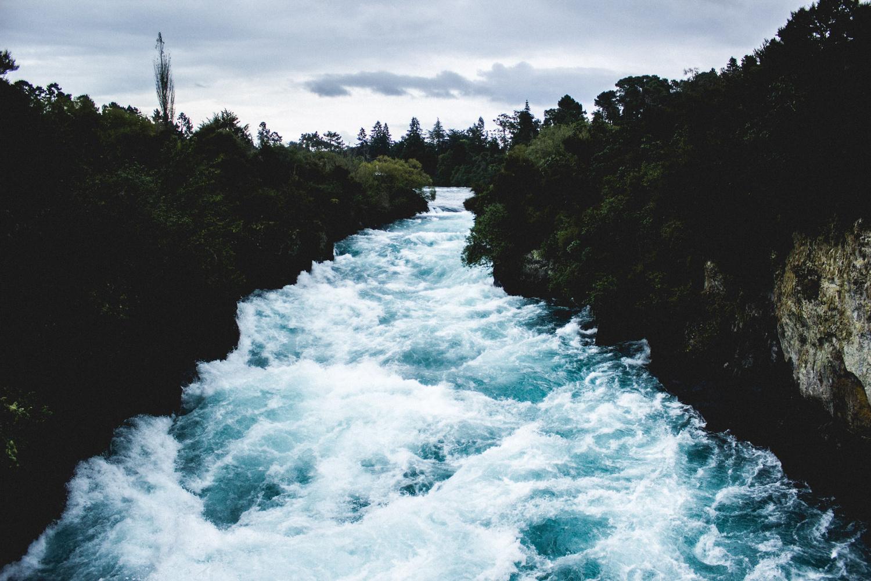 The Raging Waters by Tamara Perrozzi