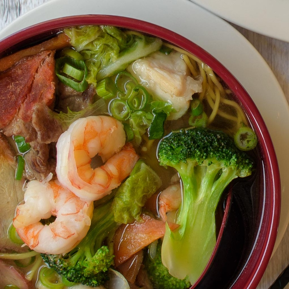 Chinese Soup by Kevin Drury