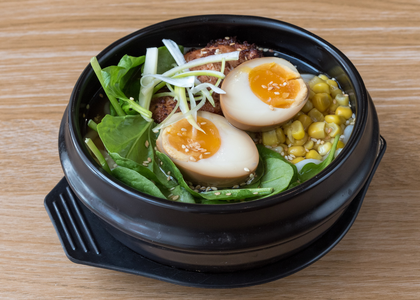 Korean Udon Noodle Soup by Kevin Drury