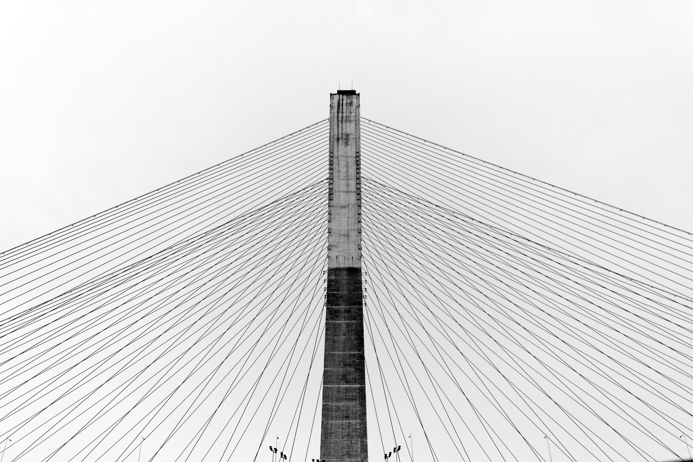 Bridge in Chongqing by Radi Renggli