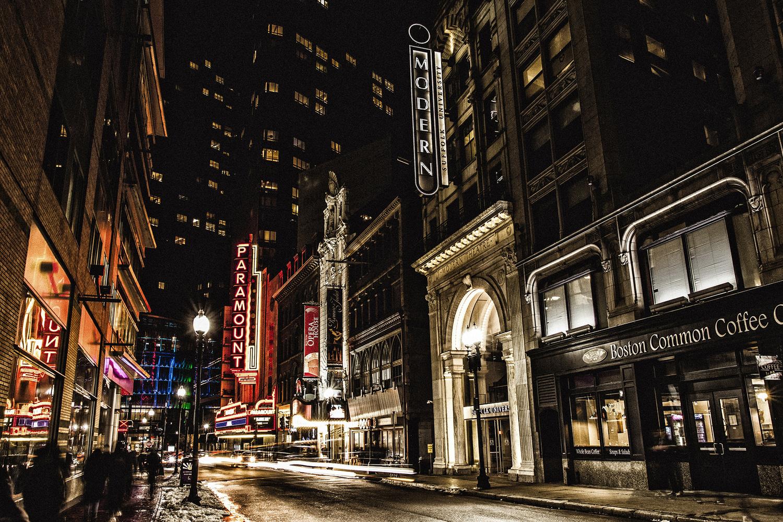 Washington Street by Kelly G