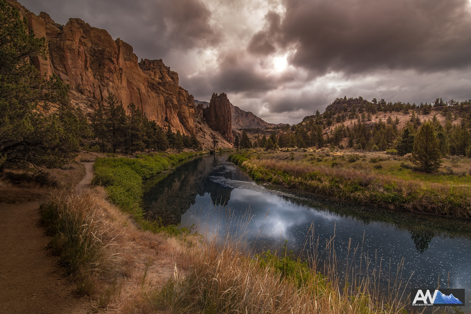 Smith Rock State Park by Austin Williams