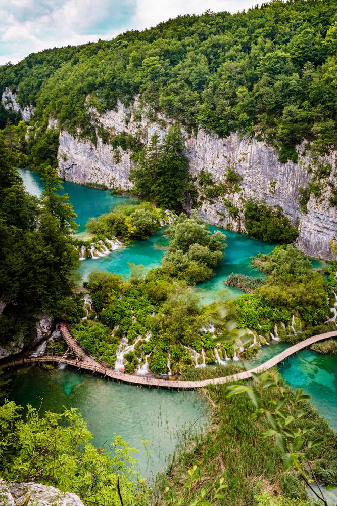 Plitvice National Park by mark allan