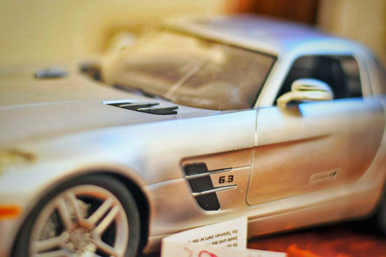 Toy Car by Aatish Shekhar