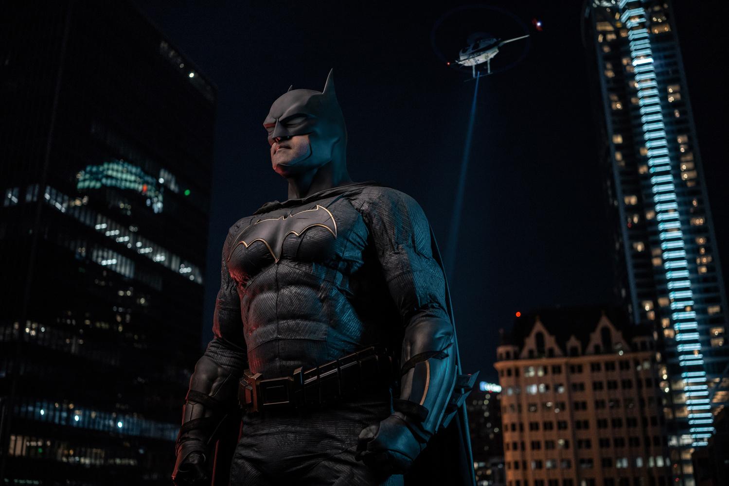Batman by Ilya Nodia