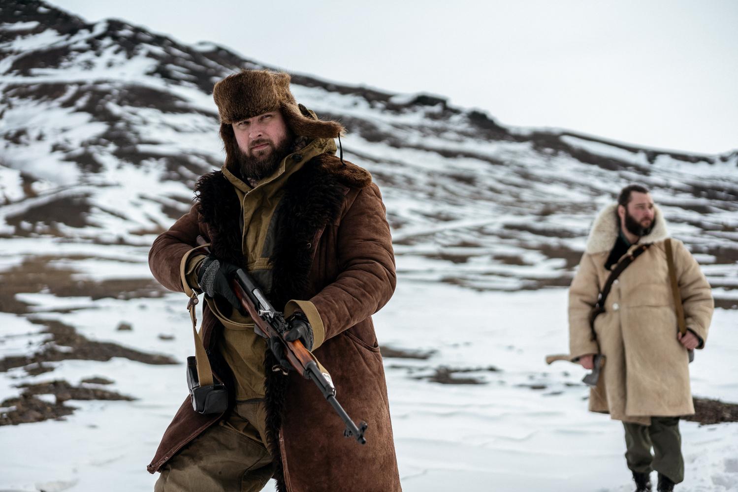 Snow Hunters by Ilya Nodia