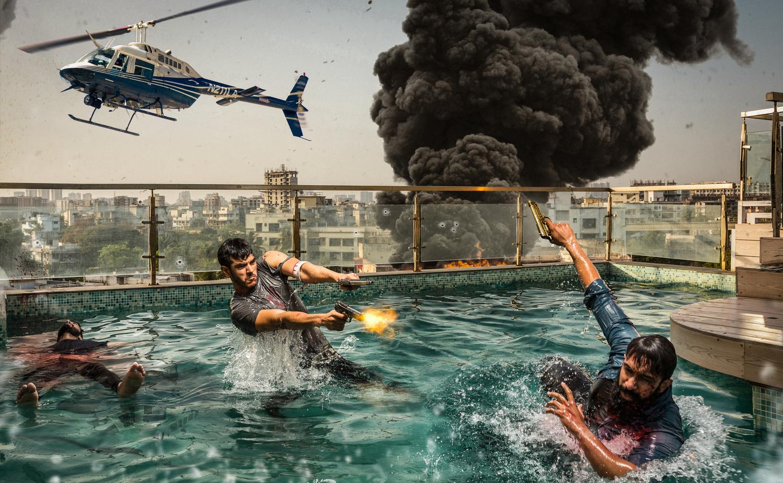 Max Payne Indian Cover by Ilya Nodia